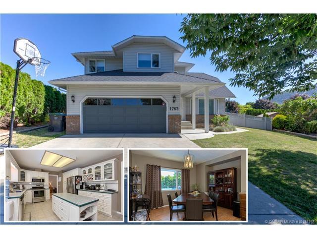 1763 IVANS COURT, KELOWNA, BC V1Y 9K3 – Kelowna Real Estate
