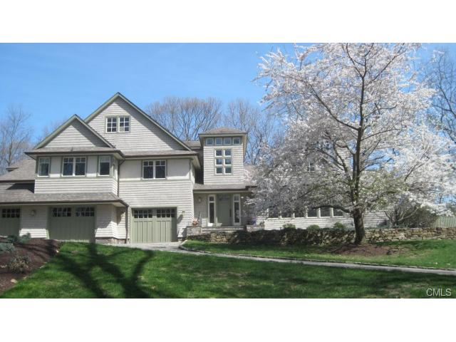 6 FAIRVIEW DRIVE, WESTPORT, CT 06880