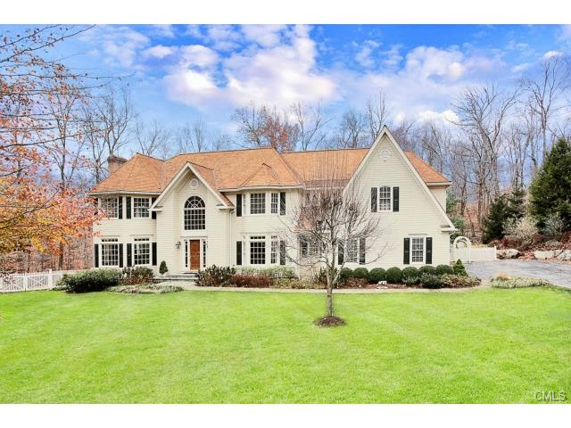 43 TALL PINES DRIVE, WESTON, CT 06883