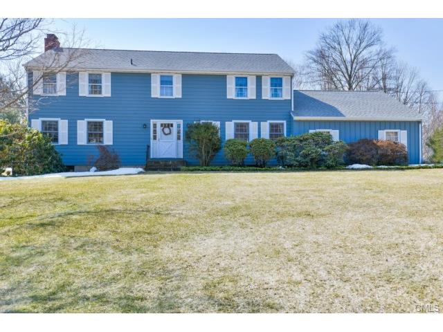 5 SADDLE RIDGE ROAD, WILTON, CT 06897