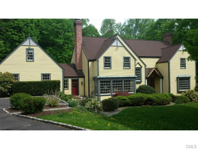 92 KEELERS RIDGE ROAD, WILTON, CT 06897
