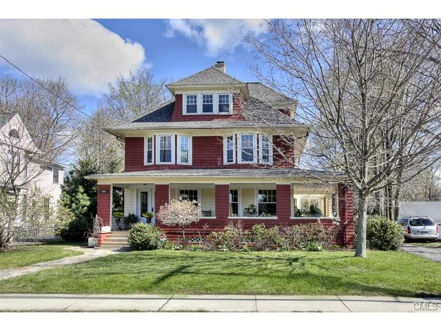 594 STRATFIELD ROAD, FAIRFIELD, CT 06825