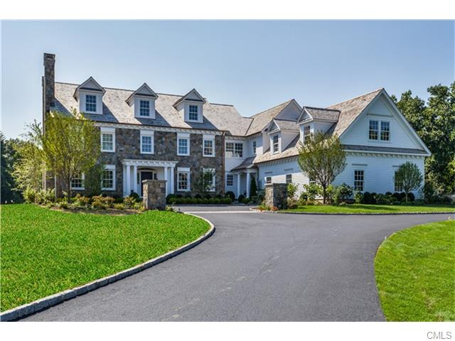 Single Family Home for Sale at Stunning Single Family in Wilton Wilton, Connecticut,06897 United States