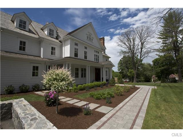 Vivienda unifamiliar por un Venta en New Construction in Westport, CT Westport, Connecticut,06880 Estados Unidos