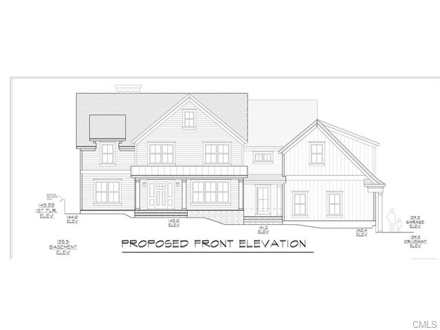 Additional photo for property listing at Custom New Construction in Westport, CT  Westport, 康涅狄格州,06880 美國