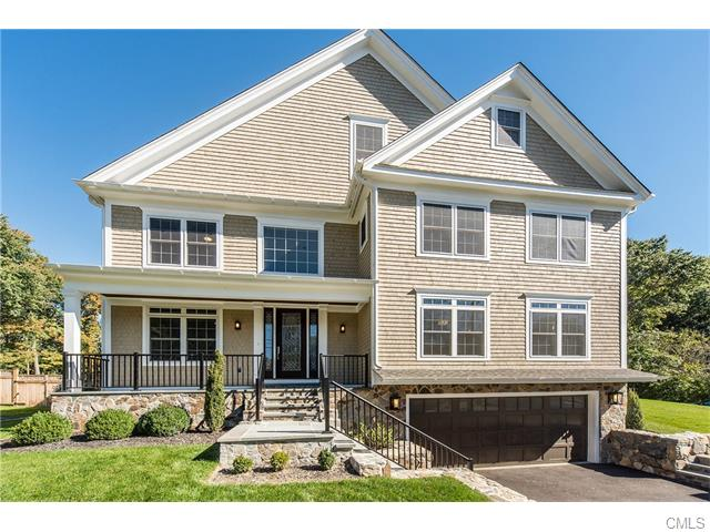 Частный дом для того Продажа на New Construction Located in the Heart of Westport, CT! Westport, Коннектикут,06880 Соединенные Штаты
