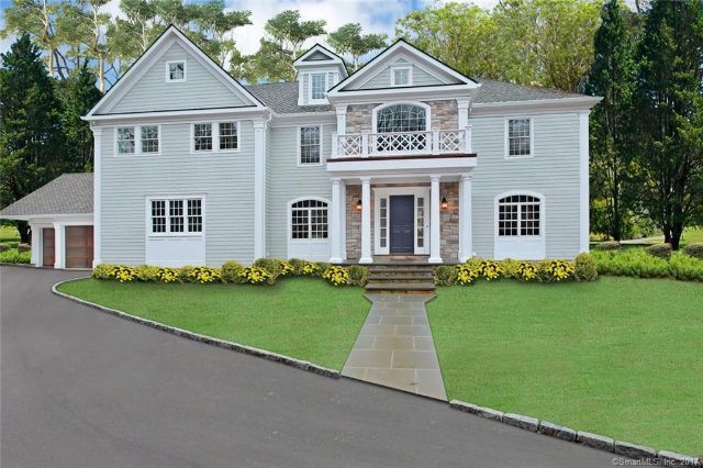 Moradia para Venda às Beautiful Single-Family Residence in Weston Weston, Connecticut,06883 Estados Unidos