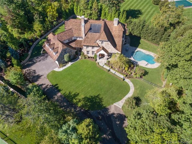 Single Family Home for Sale at Magnificent Single-Family Residence in Westport Westport, Connecticut,06880 United States