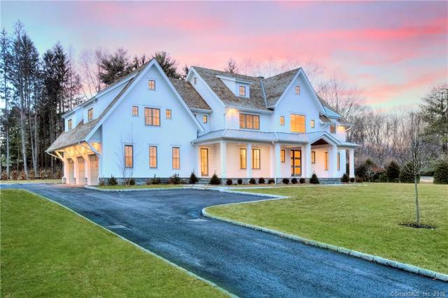 Single Family Home for Sale at Stunning Single-Family Residence in Westport Westport, Connecticut,06880 United States