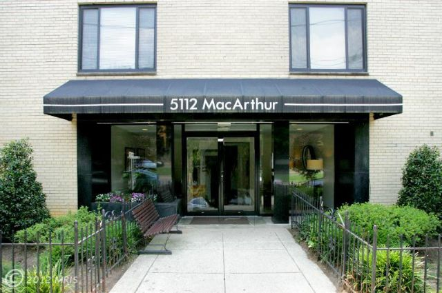 5112 MACARTHUR BOULEVARD NORTHWEST #106, WASHINGTON, DC 20016