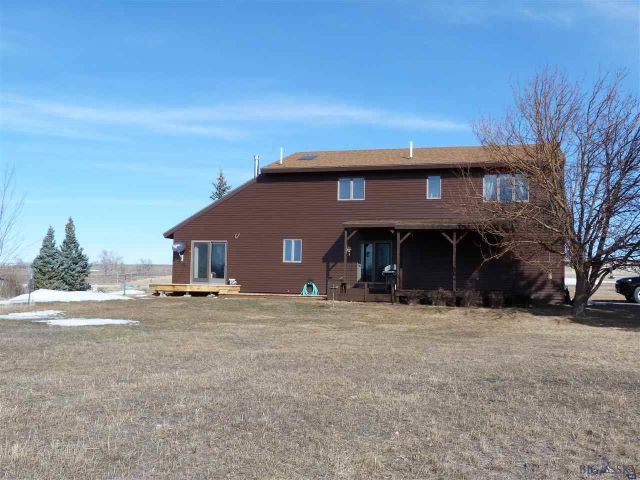 183 HOWIE ROAD, BIG TIMBER, MT 59011