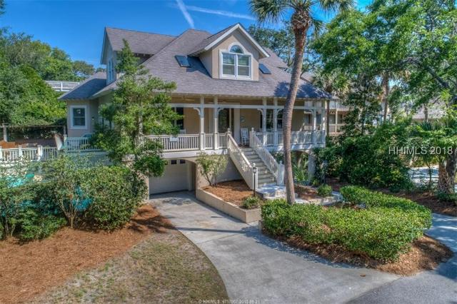 72 Dune, Hilton Head Island, SC, 29928, Forest Beach Home For Sale