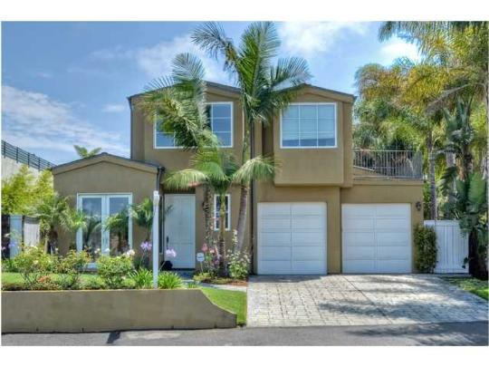 238 NORTH RIOS, SOLANA BEACH, Calif 92075