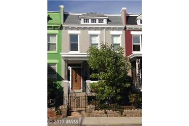 443 KENYON STREET, NW, WASHINGTON, DC 20010