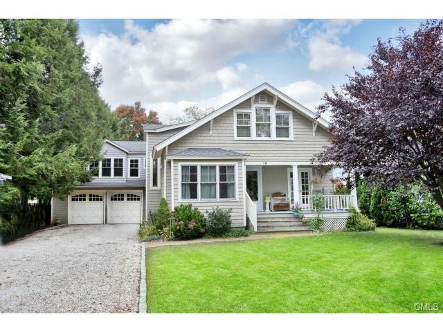 16 MAPLEWOOD AVENUE, WESTPORT, CT 06880
