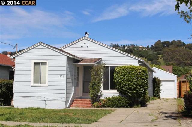 1308 ELM STREET, EL CERRITO, CA 94708