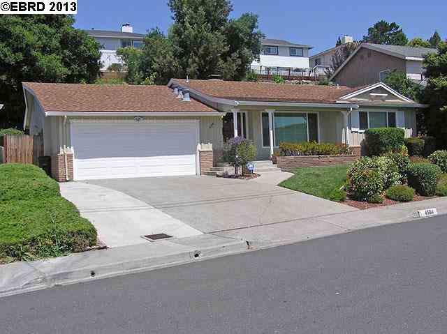 4584 FRAN WAY, RICHMOND, CA 94803