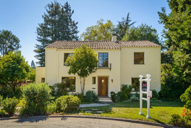 50 HAMILTON CT., PALO ALTO, California
