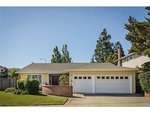 2535 SHERBORNE DRIVE, BELMONT, CA 94002