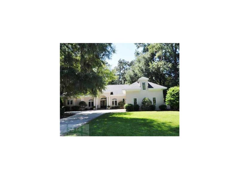 18 CEDAR MARSH RETREAT, SAVANNAH, GA 31411