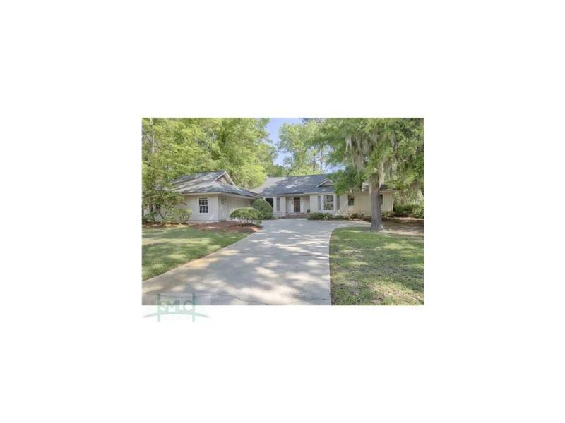 1 BUTTERBACK LANE, SAVANNAH, GA 31411