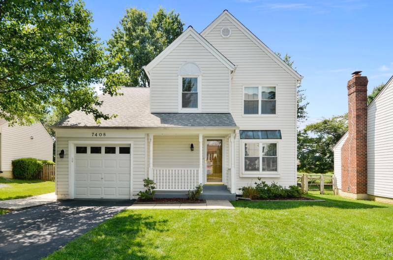 7408 Cinnabar Terrace Gaithersburg, MD