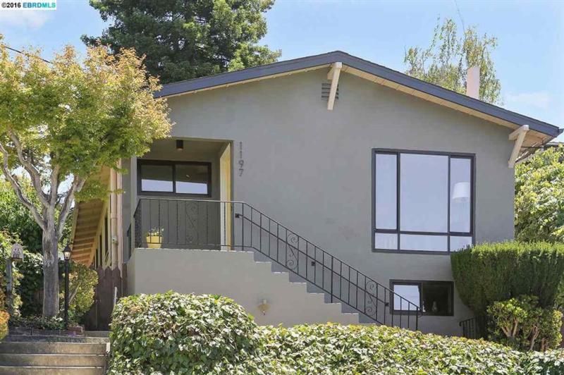 1197 OXFORD, BERKELEY, CA 94707