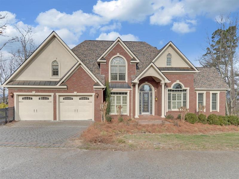 97 Eagle Ridge Trail #  Cleveland GA 30528