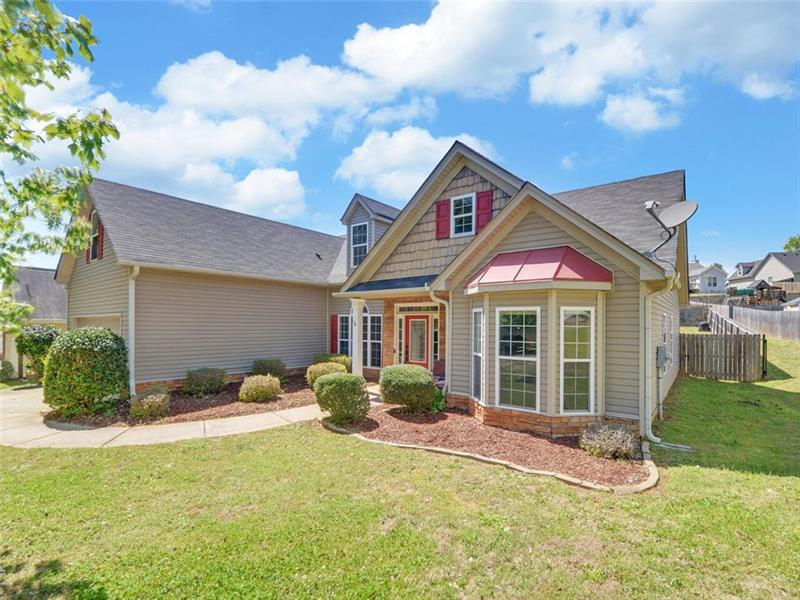 200 River Mist Circle #  Jefferson GA 30549