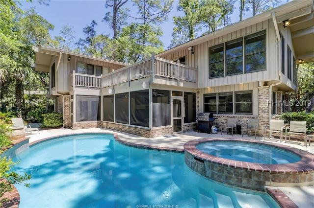14 Cedar Wax Wing, Hilton Head Island, SC, 29928, Sea Pines Home For Sale