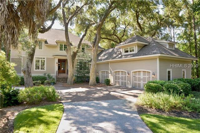 61 Heritage, Hilton Head Island, SC, 29928, Sea Pines Home For Sale