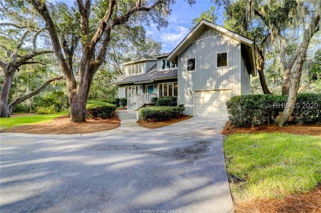 25 Bateau, Hilton Head Island, SC, 29928, Sea Pines Home For Sale