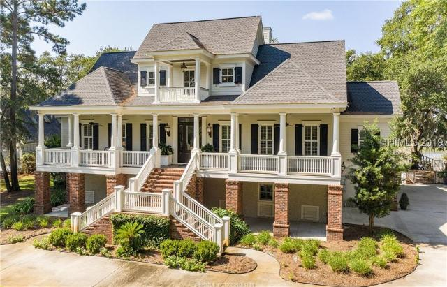 7 Country Club, Beaufort, SC, 29907, Lady's Island Home For Sale