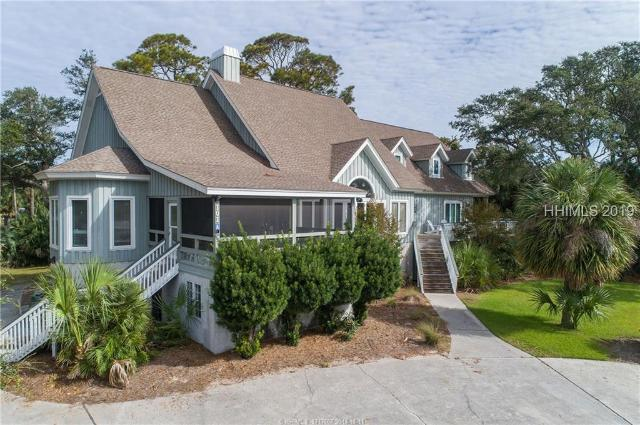 101 Ocean Point, Fripp Island, SC, 29920, Fripp Island Home For Sale