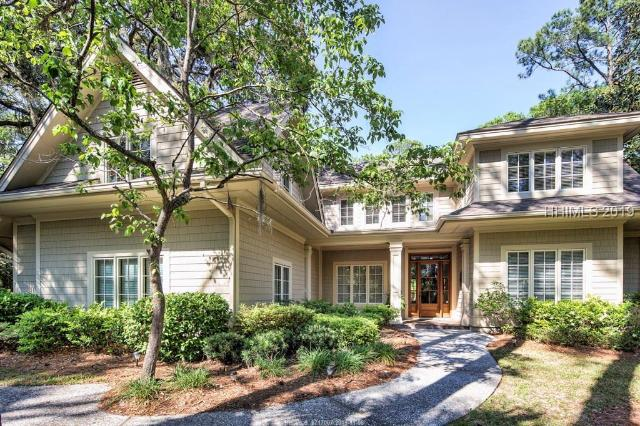 34 Baynard Cove, Hilton Head Island, SC, 29928, Sea Pines Home For Sale
