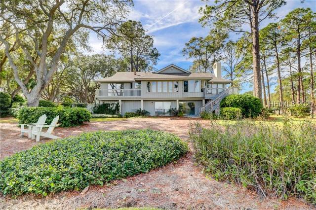 5 Overlook, Hilton Head Island, SC, 29928, Port Royal Home For Sale