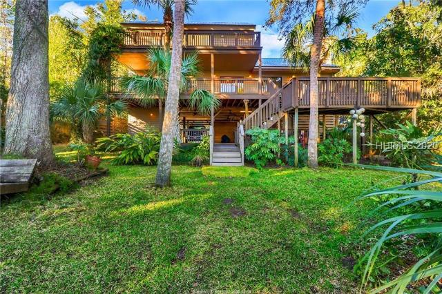 123 Myrtle Island, Bluffton, SC, 29910, Bluffton | Off Plantation Home For Sale