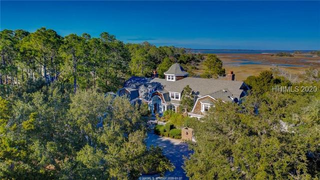 50 Marsh Island, Hilton Head Island, SC, 29928, Sea Pines Home For Sale