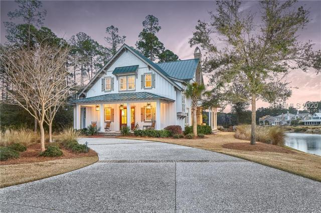 8 Wolf Tree, Bluffton, SC, 29910, Palmetto Bluff Home For Sale
