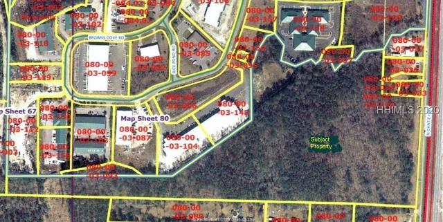 1200 N. Okatie Hwy, Hardeeville, SC, 29927, Jasper County Home For Sale
