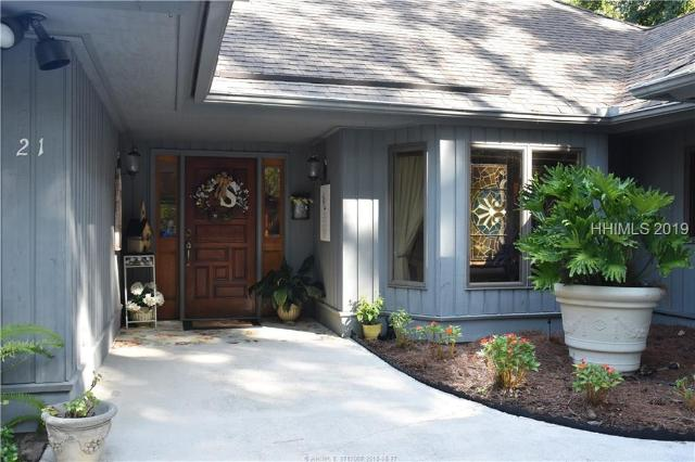 21 Highbush, Hilton Head Island, SC, 29926, Hilton Head Plantation Home For Sale