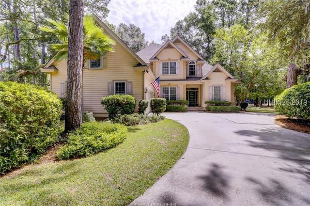 16 Cherry Hill, Hilton Head Island, SC, 29926, Palmetto Hall Home For Sale