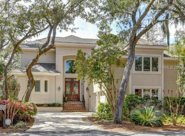 6 Juniper, Hilton Head Island, SC, 29928, Forest Beach Home For Sale