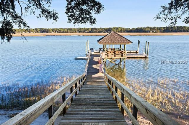 80 Brams Point, Hilton Head Island, SC, 29926, Spanish Wells Home For Sale